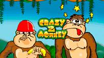 Игровые автоматы Один из самых популярных игровых автоматов Crazy Monkey 2 (Обезьянка 2)