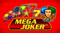 Игровые автоматы Онлайн игровой автомат Mega joker (Мега Джокер)