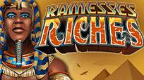 Игровые автоматы Ramesses Riches