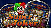 Игровые автоматы Игровой слот Super Joker играть без регистрации