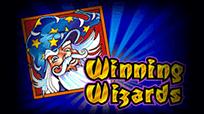 Игровые автоматы Игровой аппарат Winning Wizards играть онлайн