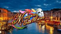 Игровые автоматы Игровой аппарат Masques of San Marco в азартном клубе