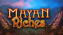 Игровые автоматы Игровой автомат Mayan Riches в Вулкан зале для настоящей азартной игры