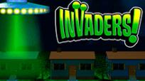 Игровые автоматы Игровой аппарат Invaders с доступной флеш версией на Вулкан Ставка