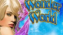 Игровые автоматы Wonder World – популярный игровой автомат на деньги