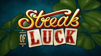 Игровые автоматы Игровой автомат Streak Of Luck онлайн на деньги