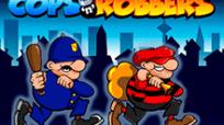 Игровые автоматы Cops 'N' Robbers — слот от Novomatic в онлайн-зале на деньги